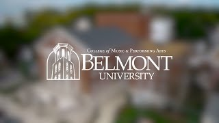 College of Music & Performing Arts at Belmont University
