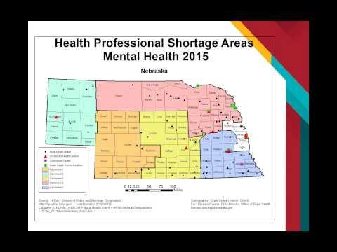 Retaining Psychiatric Providers in Nebraska