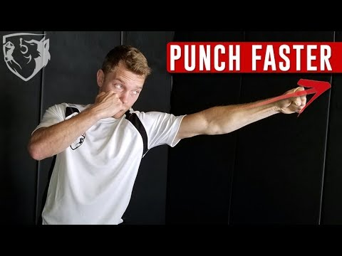 Use This Drill To Increase Your Punch Speed In 2 Weeks!