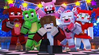 Minecraft FNAF 6 Pizzeria Simulator - BRYAN QUITS THE PIZZERIA?! (Minecraft Roleplay)