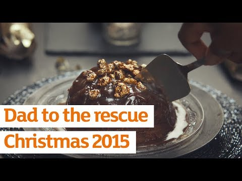 Dad To The Rescue | Sainsbury's Ad | Christmas 2015