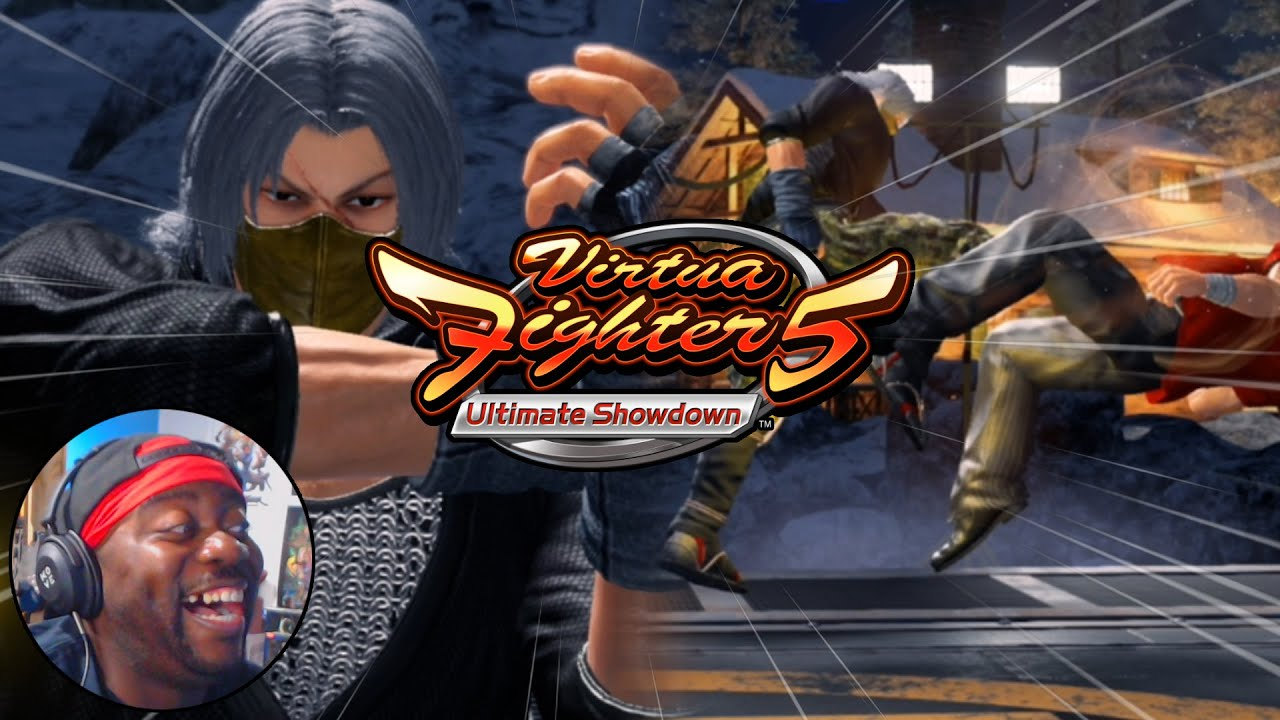 This NINJA KAGE Is F$&KING RIDICULOUS!   Virtua Fighter 5 Ultimate Showdown   Online Matches