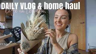 VLOG: H&M Home Haul, A Life Update, Truffle Pasta Recipe & Where I'm Booking For 12th!   Ames Banks