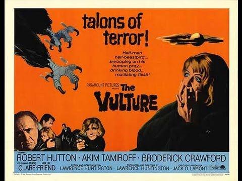 """""""EL BUITRE"""" (1967) """"THE VULTURE"""" - """"en español"""""""