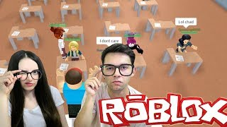 ROBLOX BACK TO SCHOOL OBBY!