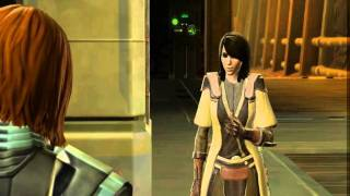 TOR: Sith Warrior's plot: chapter 1 finale (confronting the Jedi)