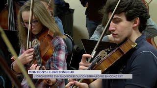 Yvelines | Montigny-le-Bretonneux : L'orchestre symphonique du conservatoire en concert