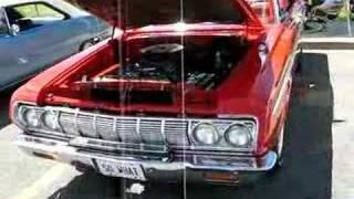 Dave's '64 Plymouth Sport Fury at MoPar Magic