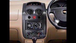 Chevrolet Aveo U-VA India