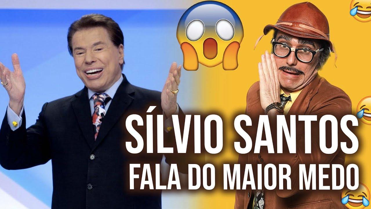 SILVIO SANTOS FALA DE MEDO - Programa - 21.01.2021