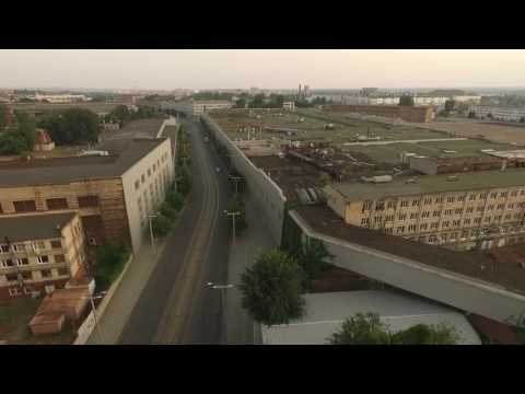 Весь проспект Ленина (Соборный) - Запорожье с высоты