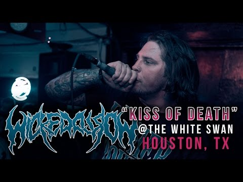"WICKED WORLD - ""Kiss of Death"" LIVE 2016 @ The White Swan Live Houston, TX"
