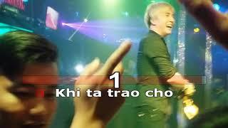 KARAOK Khi Nào Em Mới Biết Remix Beat - Lâm Chấn Khang