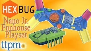 Nano Junior Funhouse Playset from Hexbug