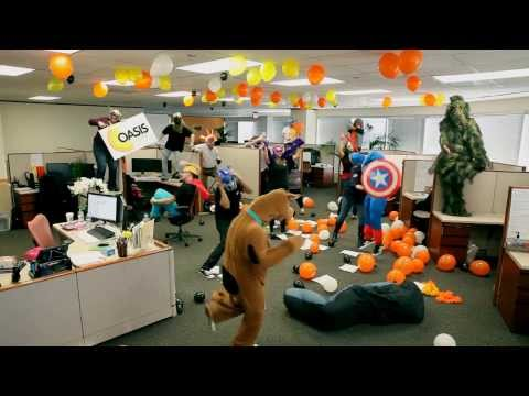 Harlem Shake (Office Space Edition) - Oasis Energy