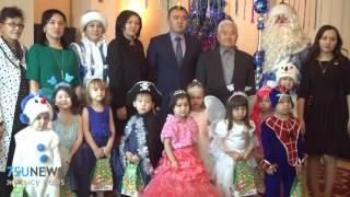 В Талдыкоргане состоялось открытие нового детского сада