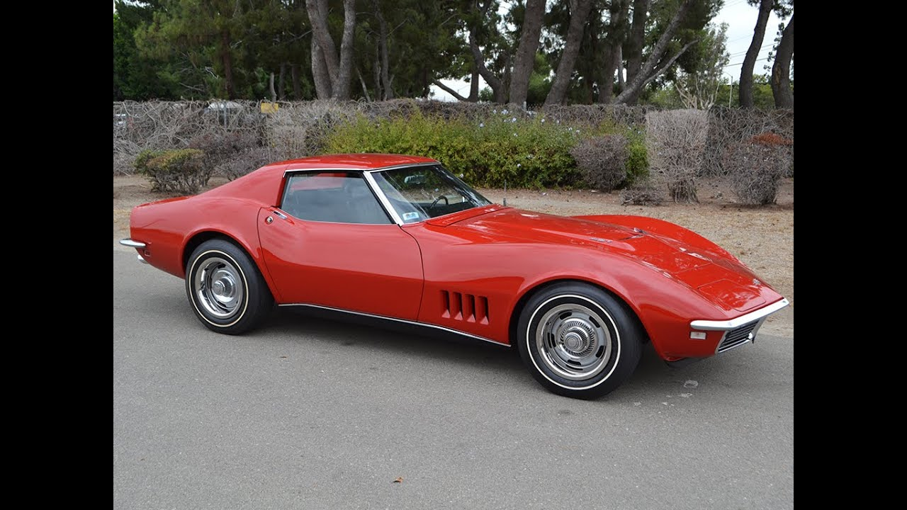 1969 Corvette Stingray >> SOLD 1968 Chevrolet Corvette L71 427-435hp Coupe for sale by COrvette Mike Anaheim, CA - YouTube