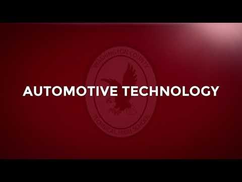Washington County Technical High School Automotive Technology