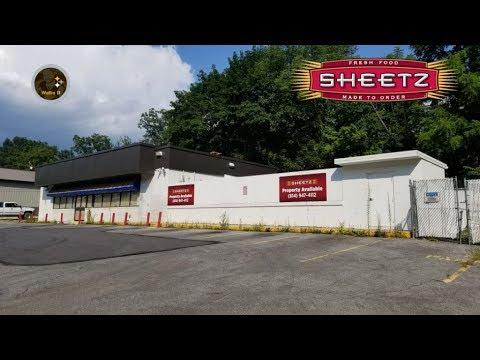 Abandoned Sheetz Berkeley Springs, WV