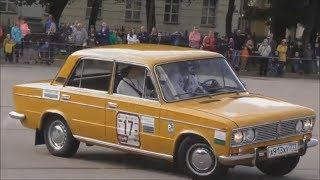 ВАЗ 2103, авторалі на класичних автомобілях