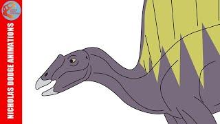 Prehistoric World - Ouranosaurus