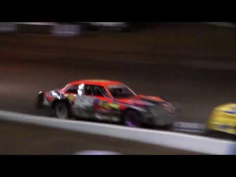Hobby Stock Amain @ Hancock County Speedway 08/12/17
