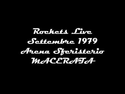 Rockets 09 79 Arena Sferisterio Macerata