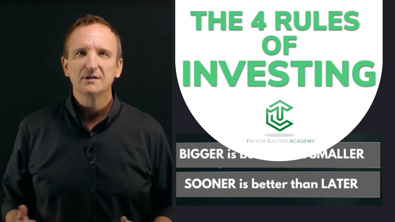 4 Rules for Investing in Real Estate