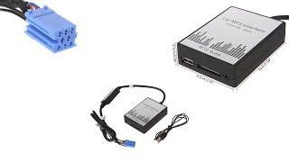 Эмулятор cd чейнджера с Aliexpress