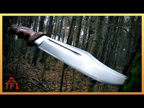 Как сделать нож из рессоры. Своими руками. DIY