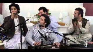 Dil Agha Soroor & Farhad Shams Pashto Song - دل اغا سرور و فرهاد شمس اهنگ مست پشتو