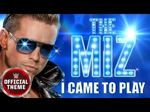 The Miz  I Came To Play Entrance Theme feat Downstait