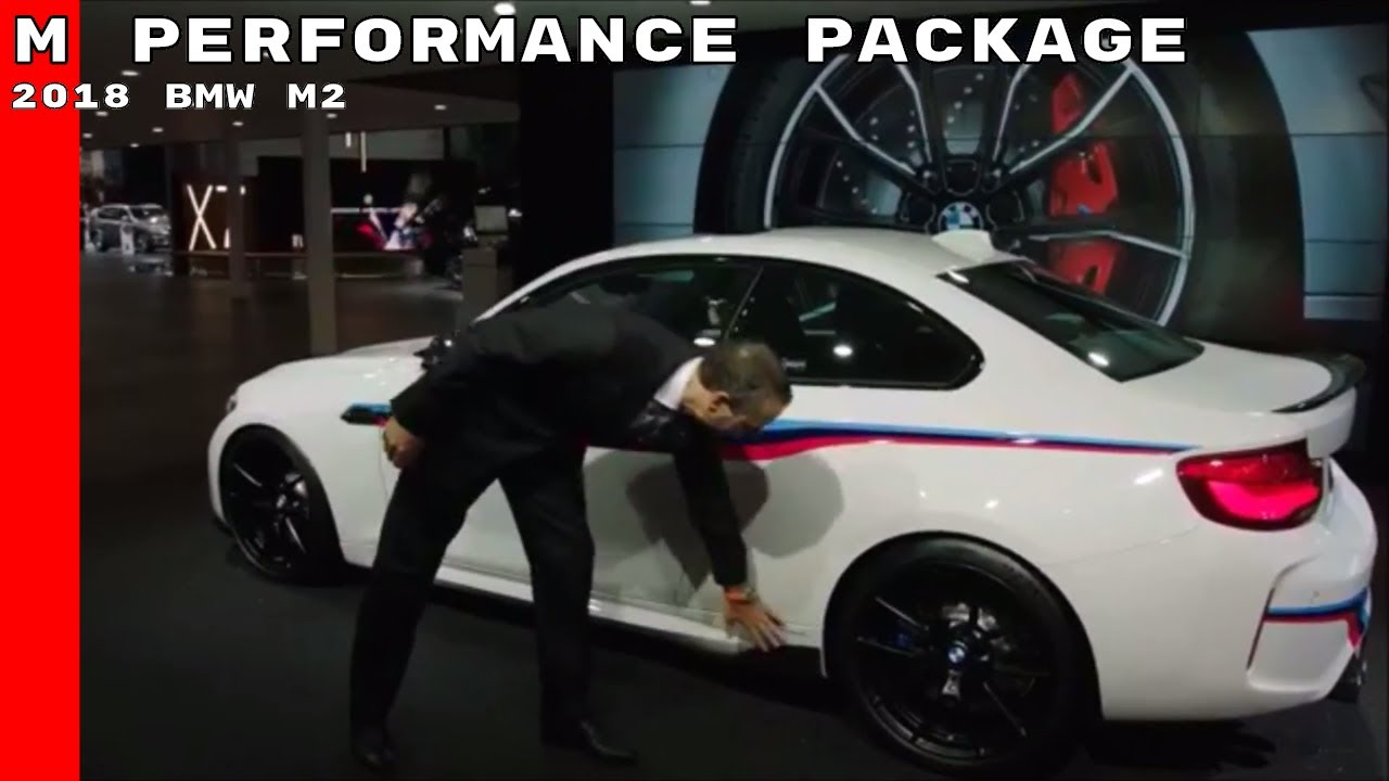 2018 bmw m2 m performance package youtube. Black Bedroom Furniture Sets. Home Design Ideas