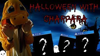 Halloween With CharPara - October Horror Games
