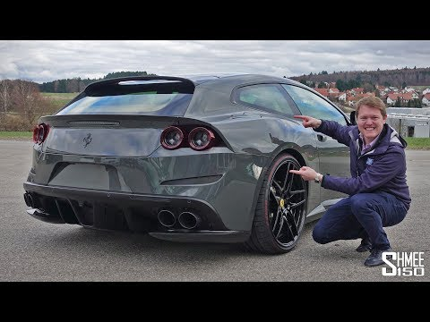 This is the Ferrari GTC4Lusso I Would Buy!FIRST LOOK