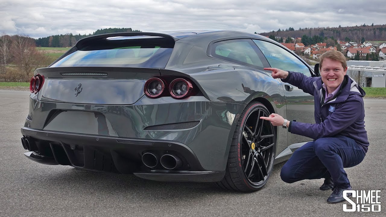This Is The Ferrari GTC4Lusso I Would Buy!