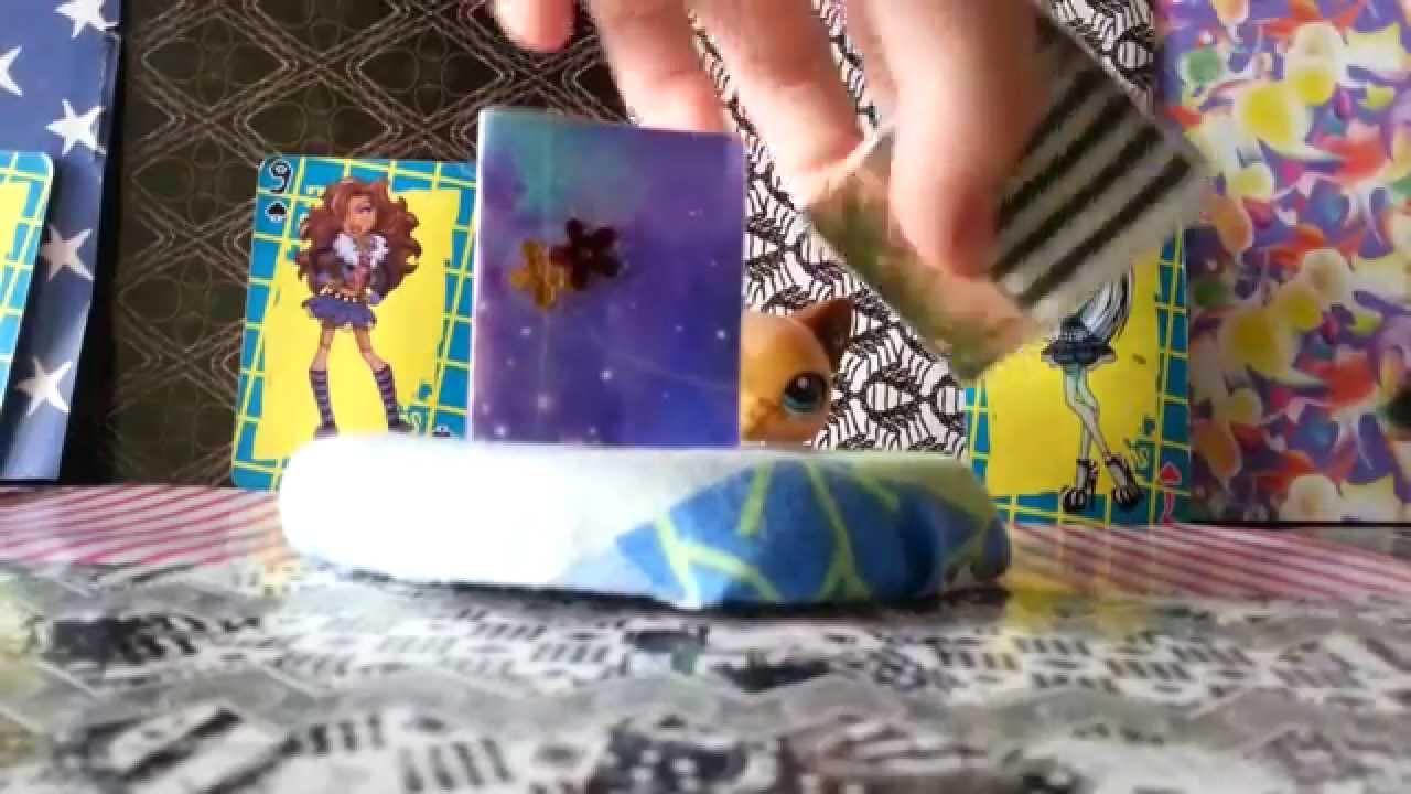 Как сделать книжку для куклы видео фото 772