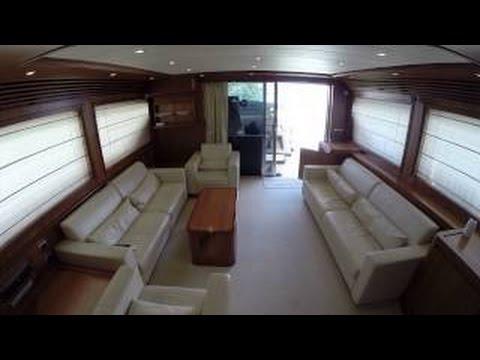 Motor Yacht For Sale Alalunga 78