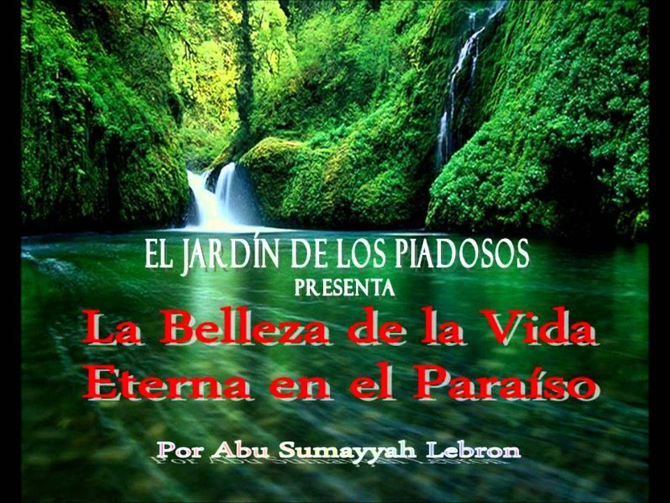 La belleza de la vida eterna en el paraiso youtube for El paraiso de las alfombras