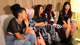 GFOTY vs. LITTLE MIX - The Interview
