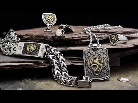 2017 Hollis Bahringer Jewelry Collection Men S Luxury