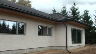 Budujemy z Ytongiem -- przykład domu wybudowanego w podwarszawskim Piasecznie