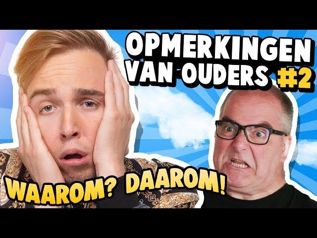 10 IRRITANTSTE OPMERKINGEN VAN OUDERS! - DEEL 2