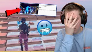 Reacting To Fortnite Players Who Say They're Underrated...