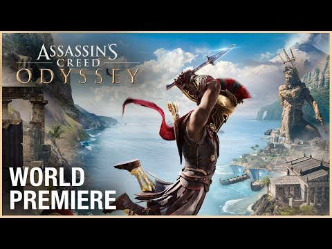 Assassin's Creed Odyssey: E3 2018 Official World Premiere Trailer   Ubisoft [NA]