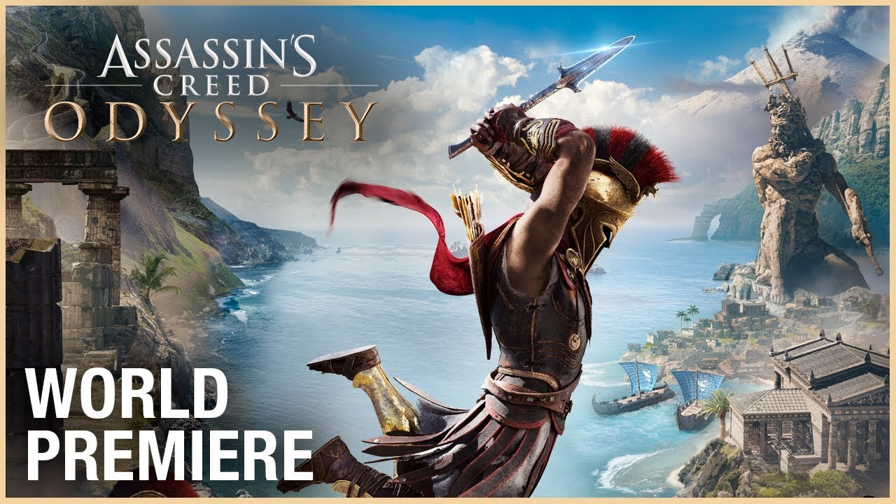 Assassin's Creed Odyssey: E3 2018 Official World Premiere Trailer | Ubisoft [NA] image