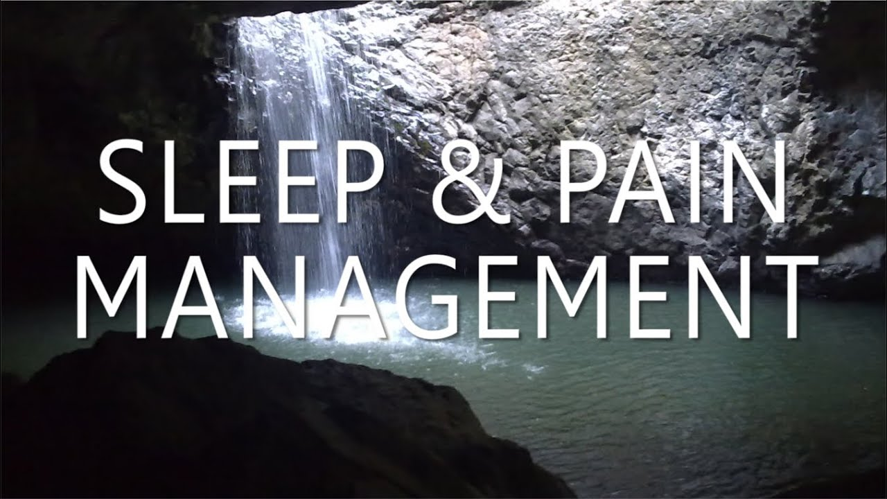 Sleep Hypnosis For Pain Management With Relaxing Binaural Music Free Mp3 Download Youtube