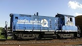 Listen to that Sound! Rare & Old Conrail Switcher Locomotives in Action!