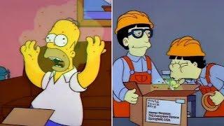 The Simpsons Predicted The Coronavirus 1993