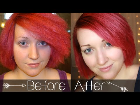 INEXPENSIVE At-Home Liquid Keratin Treatment Review & Results!